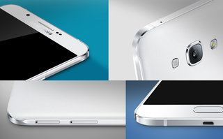Samsung Galaxy A8 now official and yes it is Sammy's thinnest phone yet