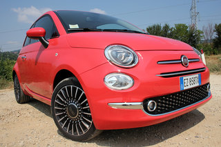 new fiat 500 first drive cute charming and colourful image 27