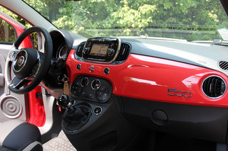 new fiat 500 first drive cute charming and colourful image 8