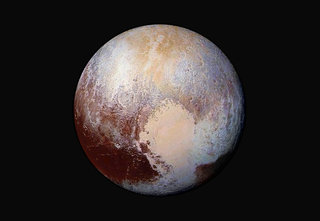Here are the first really up-close NASA pics of Pluto and its moons