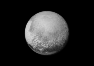 here are the first really up close nasa pics of pluto and its moons image 7
