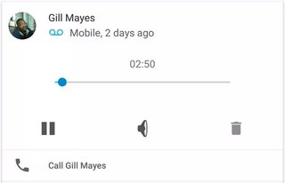 it s about time android m is getting visual voicemail but it s limited image 2