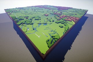 you can now explore britain s underground and geology in minecraft image 3