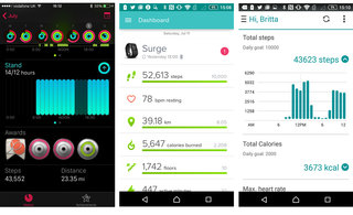 three peaks challenge how well did apple asus fitbit misfit and withings track our activity  image 4
