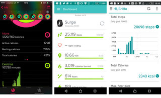 three peaks challenge how well did apple asus fitbit misfit and withings track our activity  image 5