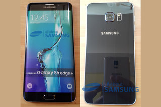 is this the samsung galaxy s6 edge plus amazing leaked pictures reveal all image 2