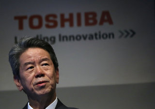 Toshiba in serious trouble as CEO quits over $1.2 billion accounting scandal