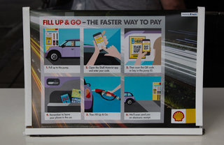 paypal fuels shell s new fill up go service allowing app payments at the pump image 12