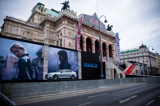 Mission Impossible: How IMAX built a pop-up cinema from scratch for Rogue Nation premiere