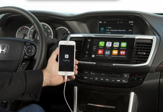 New Honda cars to add Apple CarPlay and Android Auto, starting with 2016 Accord