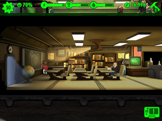 Bethesda's Fallout Shelter is coming to Android next month