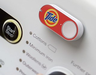 Amazon's press-to-buy Dash buttons are now available for you to stick on things