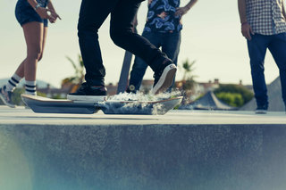 Lexus Slide hoverboard: New videos show how it was made and really works