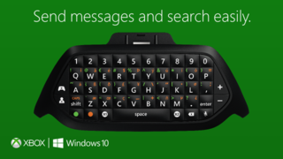 microsoft made a full qwerty chatpad for xbox one can pre order it now image 2