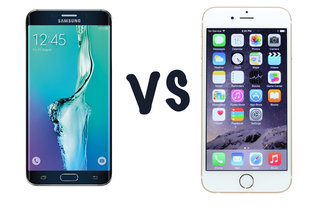 samsung galaxy 6 edge plus vs apple iphone 6 plus what 39 s. Black Bedroom Furniture Sets. Home Design Ideas