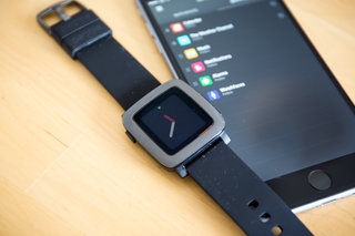 Pebble Time review: A smartwatch stepping stone