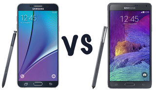 Samsung Galaxy Note 5 vs Samsung Galaxy Note 4: What's the difference?