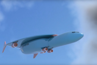 Concorde 2.0 by Airbus could fly from London to New York in just one hour