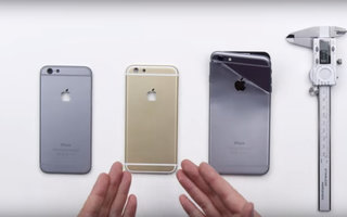 Apple iPhone 6S leaks in video showing new build to stop bending