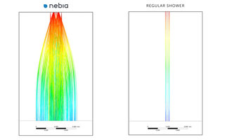 what is the nebia shower save money intensify showers help the planet image 9
