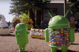 Watch Google tease 'What's M Gonna Be?' in jingly video about Android M