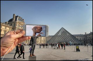 36 incredible iphone photos bringing movies and tv shows into the real world image 2
