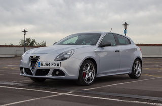 Alfa Romeo Giulietta Quadrifoglio Verde review: Four-leaf fun