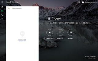 Google Hangouts now has its own website for videos calls and messaging