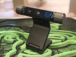 Twitchers and YouTubers, the Razer RealSense Camera's auto background removal will enhance your broadcasts