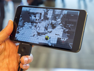 Using the Intel RealSense depth-sensing smartphone: Does it raise the bar for phones?
