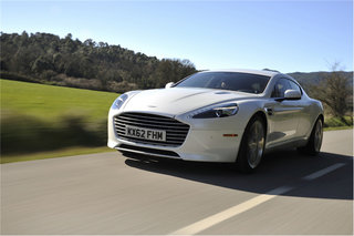 Electric Aston Martin Rapide confirmed: 800hp AWD supercar gunning for Tesla
