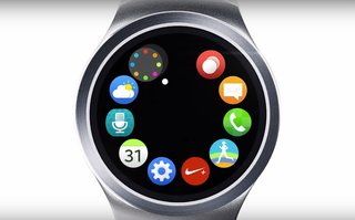 Samsung Gear S2: Get a brief look at the watch's interface in teaser vid