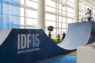 How Intel wants to change BMX and action sports: Accurate trick-tracking could come to pro competitions by 2016