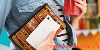 This is the Sony Xperia Z5 Compact, expect an IFA appearance