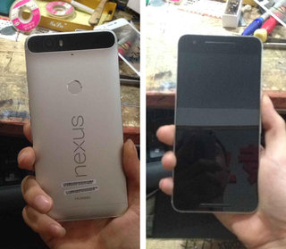 Photos reveal that the Huawei Nexus looks awesome