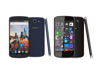 Archos unveils new pair of 50 phones with choice of Windows 10 or Android ahead of IFA
