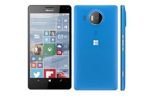 Microsoft's new flagship Lumia phones pictured in leaked press renders