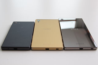 Underwhelmed by the Xperia Z3+? Sony's Xperia Z5 threesome will sate your smartphone desires