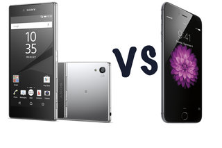 Sony Xperia Z5 Premium vs Apple iPhone 6 Plus: What's the difference?