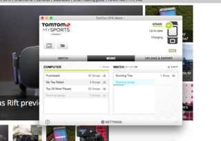 tomtom spark cardio music review image 26