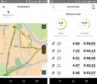 tomtom spark cardio music review image 27