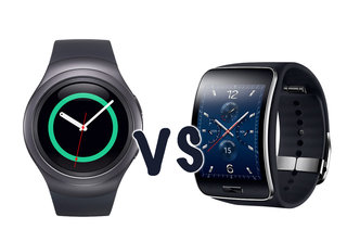 Samsung Gear S2 3G vs Samsung Gear S: What's the difference?