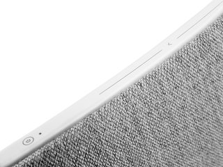 b o s latest wireless speaker is the curvy beoplay a6 and it costs 799 image 4
