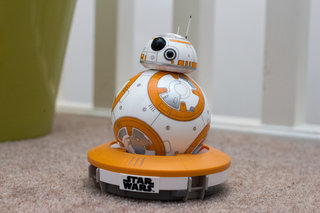 Sphero BB-8 review: The Star Wars Droid from Force Awakens comes to life