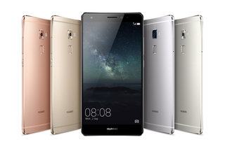 Huawei promises to touch you with its latest 5.5in smartphone, the Mate S