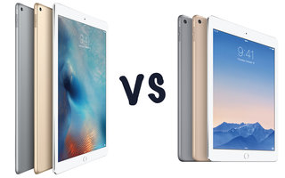 Apple Ipad Pro 12 9 Vs Ipad Air 2 What S The Difference Pocket Lint