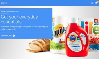 Google Express same-day grocery delivery: Where is it available, how does it work?