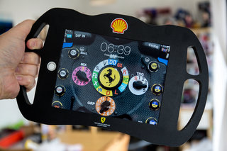 shell and ferrari team for incredible interactive f1 garage tour works great on phone or tablet image 5