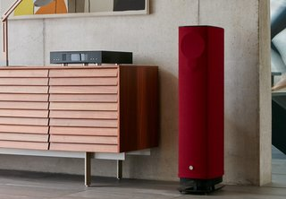 Linn's new Series 5 Hi-Fi systems come cloaked in Harris Tweed
