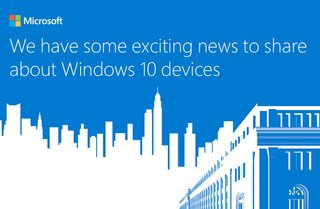 Microsoft announces October event: New Lumia flagships, Surface Pro 4, and more expected